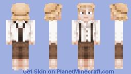 Tom Sawyer Minecraft Skin