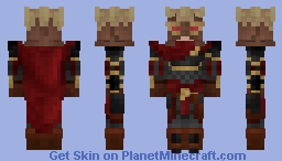 The Beggar King (Do no use on Massivecraft) Minecraft Skin