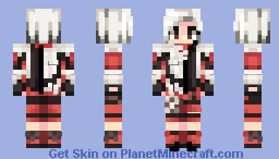Carlos De Vil - Descendants 2 Minecraft Skin