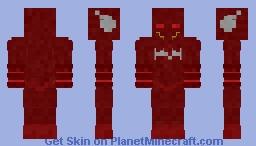 Red Death | Dark Days Minecraft Skin