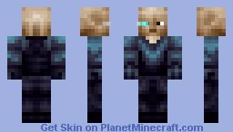 Hacking Overseer Minecraft Skin