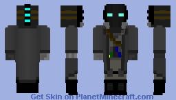 Synth Terrorist | Test ~Ὠκεαν~ Minecraft Skin