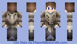 Arbiter376 Knight skin Minecraft Skin