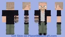 Merle Dixon [3x03] // The Walking Dead Minecraft