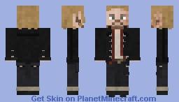 Dwight / The Walking Dead / Last Day on Earth Minecraft Skin