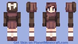 Fall Minecraft Skin