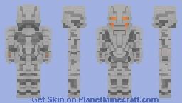 Ultimate Ultron(MCU) Minecraft Skin