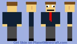 Evil morty (Citadel) Minecraft Skin
