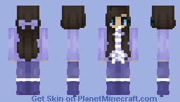 Frost of Winter [Req] Minecraft Skin
