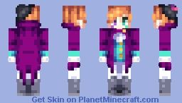 Ayura (OC) Minecraft Skin
