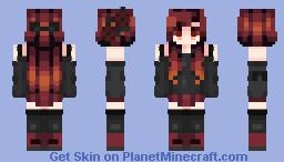 нσттєя тнαи нєℓℓ. |۵ Minecraft Skin