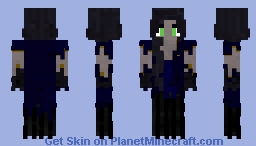 Dark Elf [Medieval] Minecraft