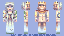 Midnight Sun | Ambience's Contest R2 rip Minecraft Skin