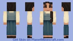 Wheel of Time: Nynaeve al'Meara (Alex-sized version) Minecraft Skin