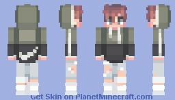 Oscar - OC Minecraft Skin
