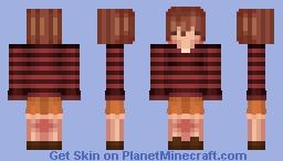 ♚ ℙƱℳℙĸⅈℕ ℬℴℽ ♚ Minecraft Skin