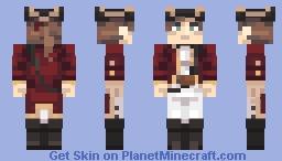 Redcoat [For Aeonis] Minecraft