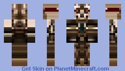 Cyborg Thingy! Minecraft Skin