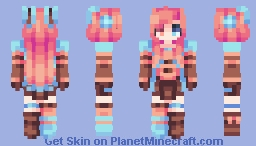 ☆ βενεℜℓγ ☆   Wake Up  (Fanskin ♥) Minecraft Skin