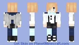 ♥σkα cσlα♥   if I saw you on the street, would I have you in my dreams tonight? Minecraft Skin