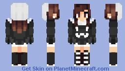 ♥σkα cσlα♥ Are you there with me? (Persona) Minecraft Skin