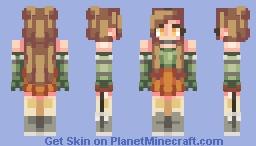 Torre (OC) ~ Riskless Minecraft Skin