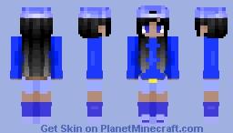 jump in -- ɐᴉlǝɥdo Minecraft Skin