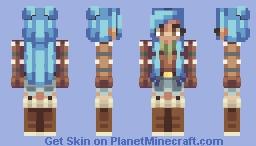 Autumn ~ Riskless Minecraft Skin