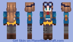 IttyBitty - Skin Request Minecraft Skin