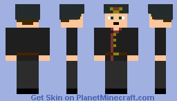 East-German Soldier 1957 Minecraft Skin