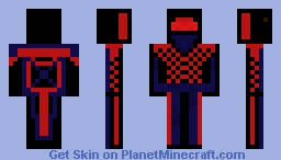 Pixel Dude Minecraft Skin