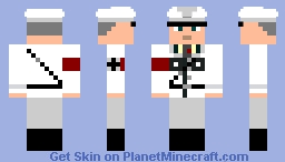 Colonel Ernst Vogel 1938 Minecraft Skin