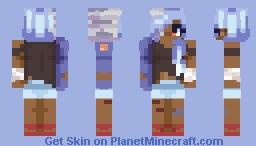 that girl Minecraft Skin