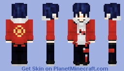 BTS // Suga/Yoongi (Not Today outfit) Minecraft Skin