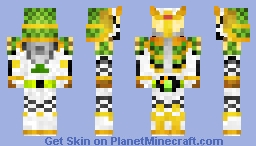 Kamen Rider Zangetsu 仮面ライダー斬月 Minecraft Skin