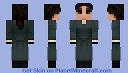 Wheel of Time: Zarine 'Faile' Bashere (Alex-sized version) Minecraft Skin