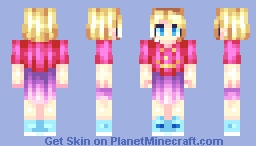 This shirt reminds me of a McDonalds happy meal Minecraft Skin
