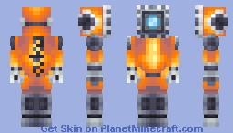 Kuka (Automatica) Minecraft Skin