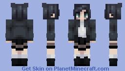 Dark Minecraft Skin