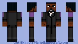 Anthony (Minecraft Story Mode) Minecraft Skin