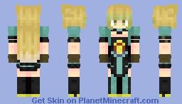 Atalanta Minecraft Skin