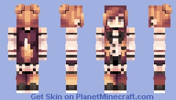 Homemade Dynamite // Minecraft Skin