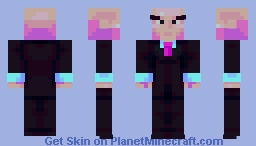 Mr. Boss [28th] Minecraft Skin