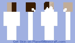 This is my Hair Base Minecraft Skin