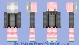 Cute Chibi Boy Minecraft Skin