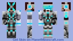 Cyber SuperKiller [Contest Entry] Minecraft Skin