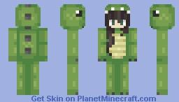 Dino (─‿‿─) Minecraft Skin