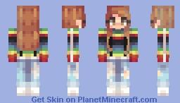 DNA Minecraft Skin