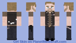 Half Sack [2x13] // Sons of Anarchy Minecraft Skin