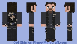 Tig Trager [5x13] // Sons of Anarchy Minecraft Skin